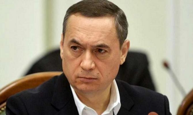 Мартыненко отдали под суд