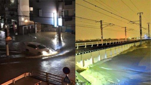 Смертельный тайфун Лан атакует Японию: есть жертвы