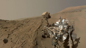 Появился сервис прогулок по Марсу в VR-шлеме
