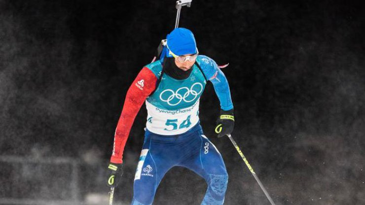 Биатлон: Фуркад стал трехкратным олимпийским чемпионом