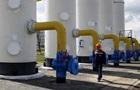Украина на 80 процентов увеличила запасы газа в хранилищах