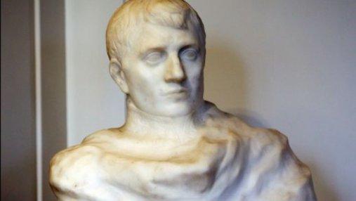 Бюст Наполеона авторства Огюста Родена, который считали утерянным, нашелся в США