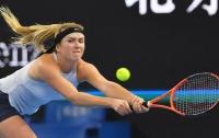 Элина Свитолина отказалась выходить на матч в Гонконге