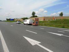 Сейчас ширина украинских дорог составляет 3,5 3,75 метров