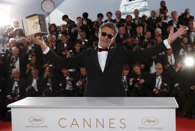 Павел Павликовский получил награду Каннского кинофестиваля за лучшую режиссуру