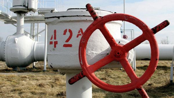 Укртрансгаз признал сокращение транзита российского газа из-за ЧП в Австрии