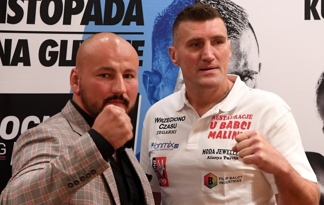 Szpilka vs. Wach: Polish heavyweight boxers to slug it out
