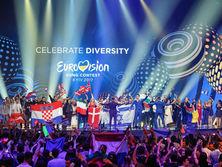 Песенный конкурс проходил в Киеве с 9-го по 13 мая