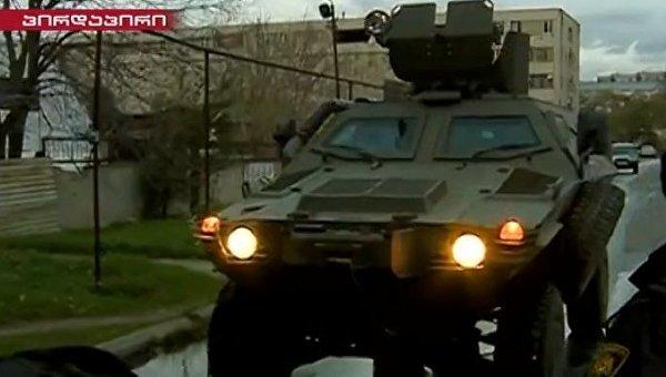 В Тбилиси завершилась спецоперация по задержанию террористов - СМИ