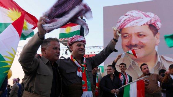 Москва признает, но не замечает Курдистан наша аналитика, из цикла курдам на смех