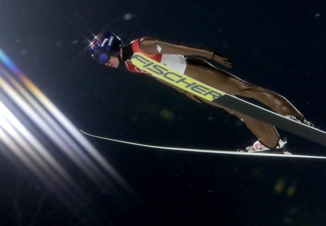 Анджей Дуда привітав Каміля Стоха з золотою олімпійською медаллю