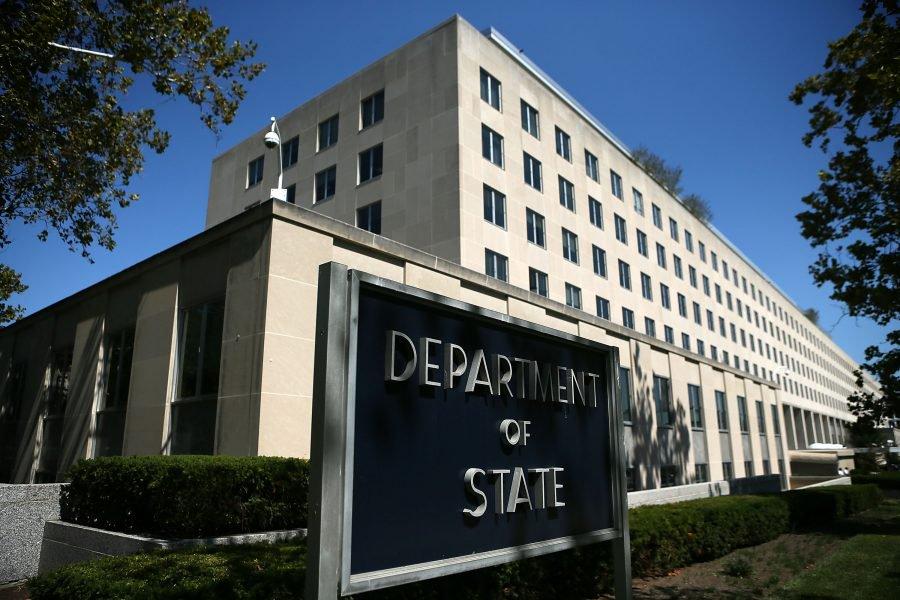 Госдеп потребовал от РФ и Асада немедленного прекращения огня в Сирии