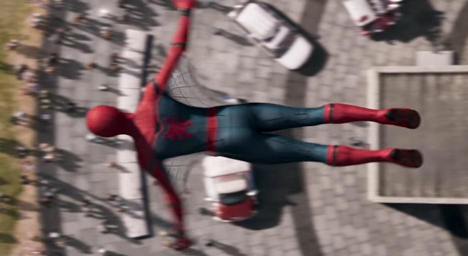 Вышел первый трейлер нового фильма Человек-паук