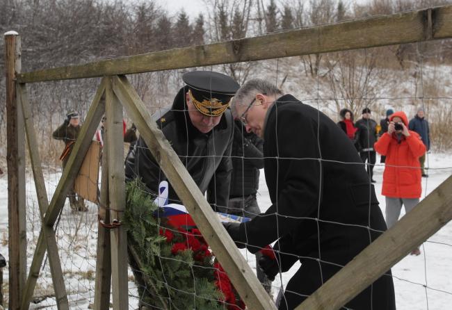 Росіяни в Польщі вшанували радянського генерала Черняховського