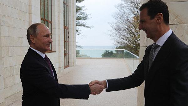 Россия несет ответственность за помощь Сирии - Госдеп