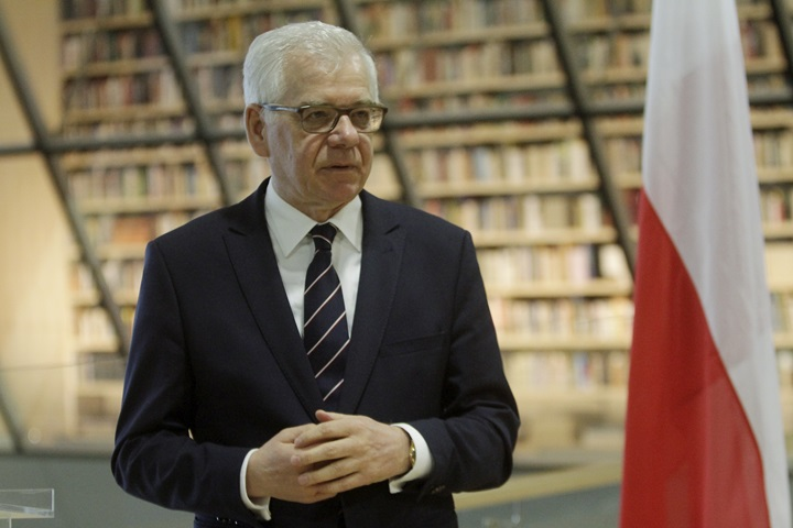 Polish FM: Unnecessary bloodshed in Gaza Strip should end