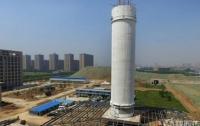 У Китаї побудували 100-метровий очищувач повітря