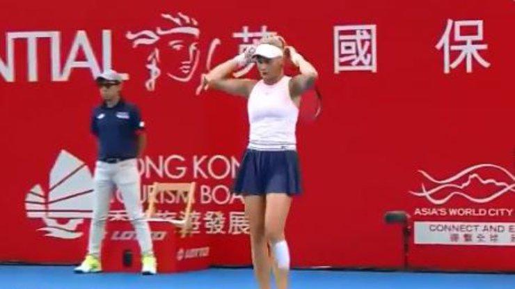 Даяна Ястремская рассказала о великолепной победе в Гонконге (видео)