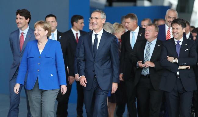 Саммит НАТО подтвердил евроатлантические стремления Украины