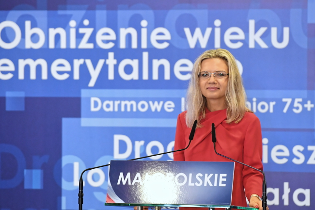 Mayoral contender vows to build metro, wipe out smog in Poland's historic Kraków