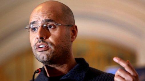 Сын Каддафи намерен участвовать в выборах президента Ливии