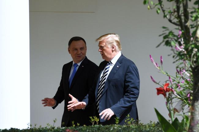 Дональд Трамп: Польша — это великая страна