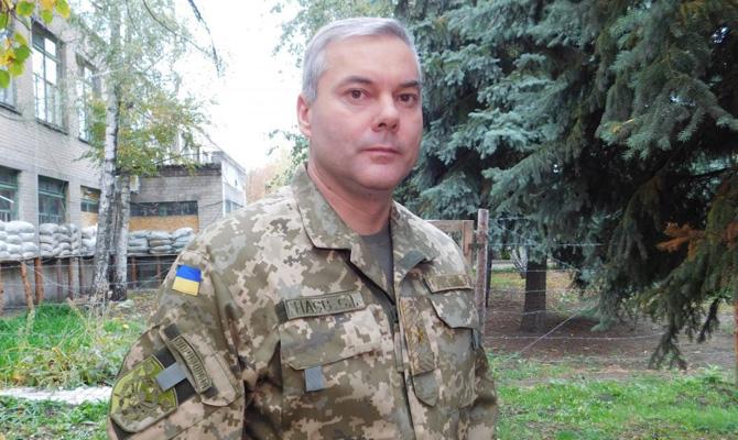 Наев: Силы МВД, Нацгвардии и полиции готовы к выполнению задач в рамках ООС на Донбассе
