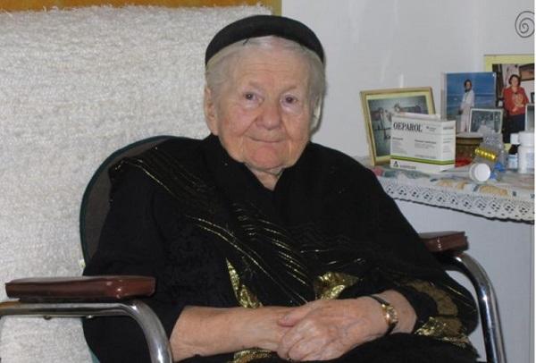 Ирена Сендлер - героиня итальянской пьесы