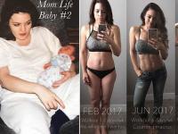 43-летняя мать семерых детей стала звездой «Инстаграм» благодаря своему поразительному преображению (фото)