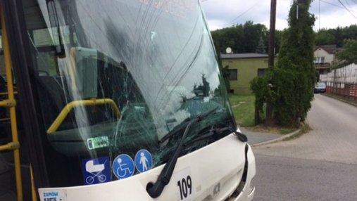 В Польше столкнулись два автобуса, много пострадавших: появились фото