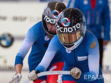 Сергееву (справа) дисквалифицировали