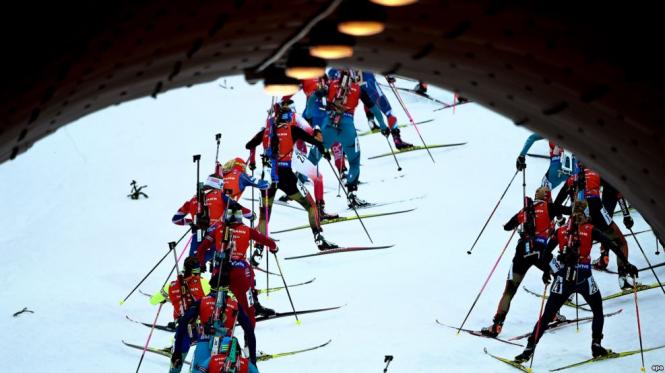 В России отобрали этап Кубка мира по биатлону