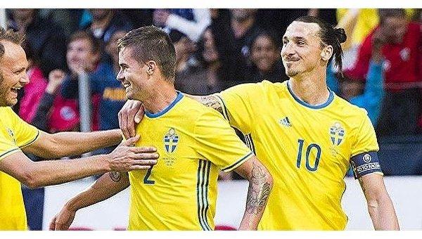 Шведы не пустили сборную Италии на чемпионат мира по футболу