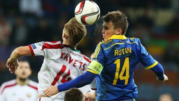 Ротань прибыл на медосмотр в Динамо (Киев) и близок к подписанию контракта