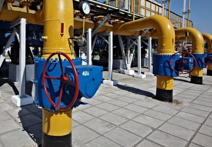 Ukraine almost doubles gas inventories in six months since end of heating season