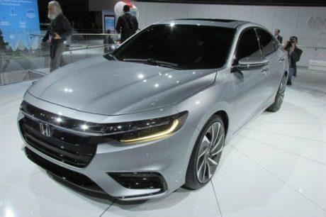Honda презентовала главного конкурента Toyota Prius
