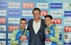Кваша и Колодий выиграли серебро в  синхроне  на ЧЕ в Киеве