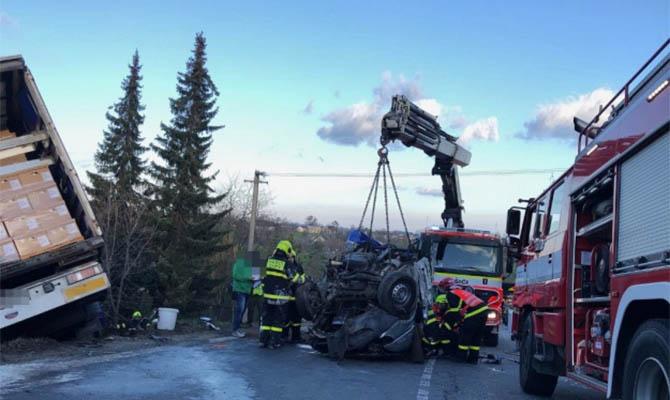 Четыре украинца погибли в ДТП в Чехии
