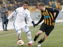 Ответный матч прошел в Киеве