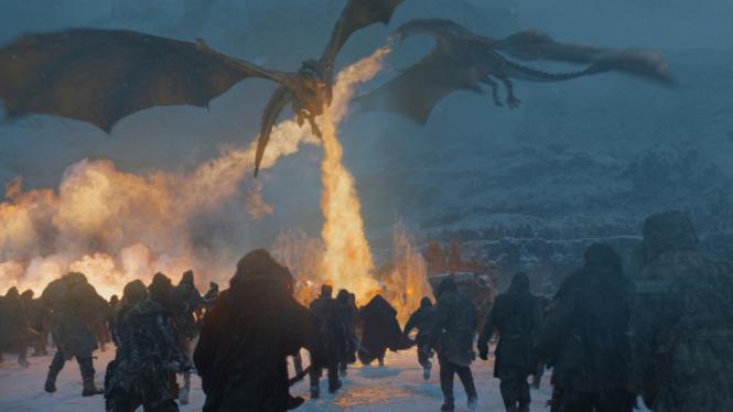 НПО обнародовал трейлер финальной серии 7 сезона Игры престолов - ВИДЕО