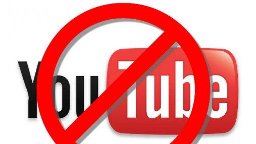 В России грозятся заблокировать YouTube