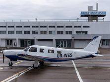 Асфальт аэропорта Черкассы продадут