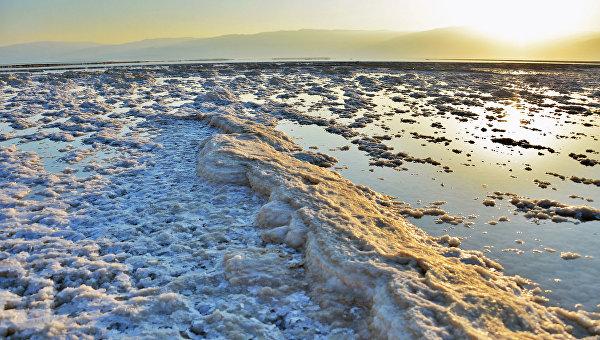 В Израиле спасли украинских туристов, застигнутых паводком у Мертвого моря