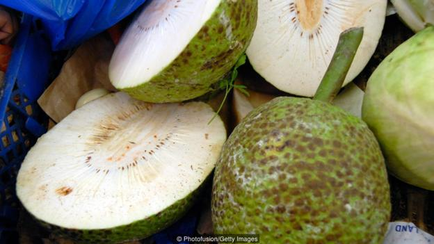 The island fruit that caused a mutiny