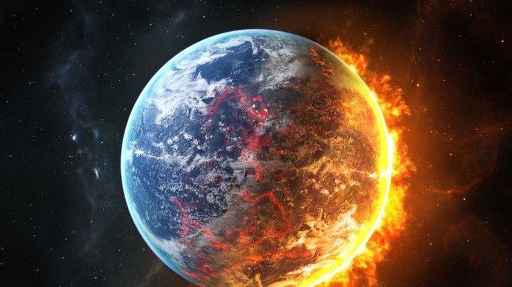 Земле грозит приближающееся глобальное потепление