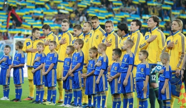 Сборная Украины сыграет против Словакии во Львове