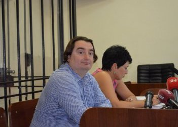 За Гужву внесен залог, но ночь он проведет в Лукьяновском СИЗО
