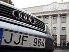 З початку року в Україну ввезено 613 тис. автомобілів з іноземною реєстрацією в режимі транзит і тимчасове ввезення, - ДФС