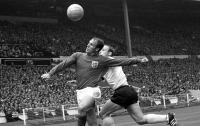 В Британии скончался чемпион мира по футболу
