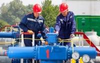Украина значительно нарастила запасы газа